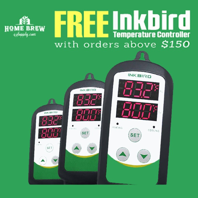 Get a Free Homebrewing Temperature Controller