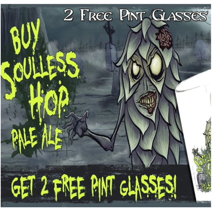 Get 2 Free Pint Glasses #homebrew #free #pint #glasses #home #brewing #brewer #beer