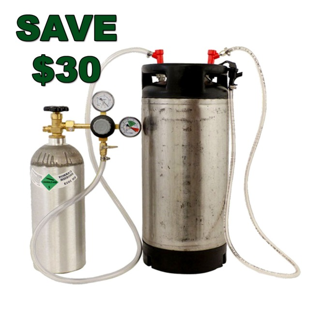 Homebrew Beer Keg System Promo Code