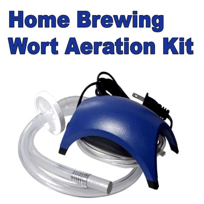 Homebrewing Wort Aeration System for Just $28