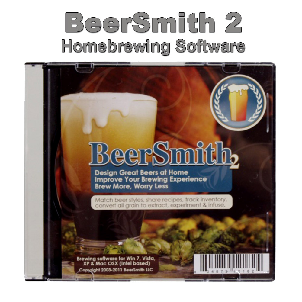 Save 5 On Beersmith 2 0 Homebrewing Software