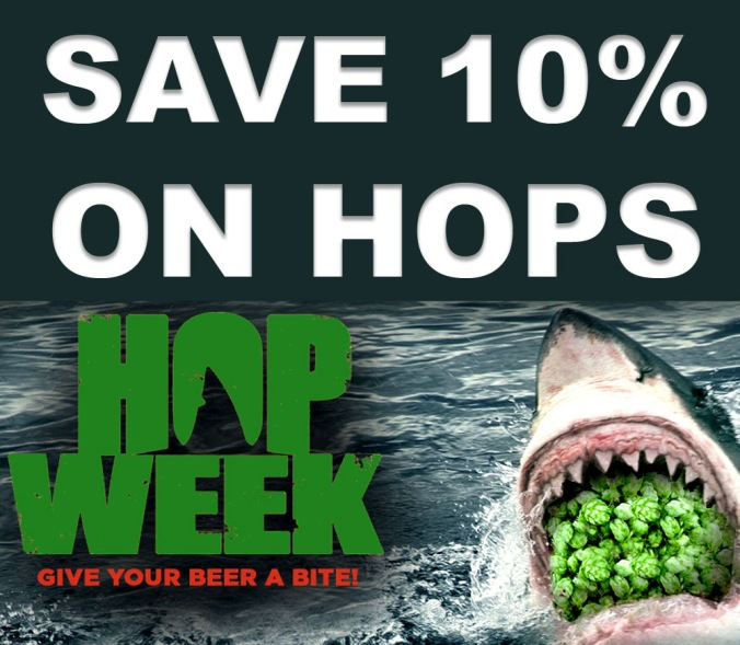 Save 10% On All Hops at More Beer During Hop Week!