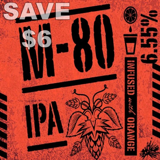 M-80 Orange IPA Beer Kit