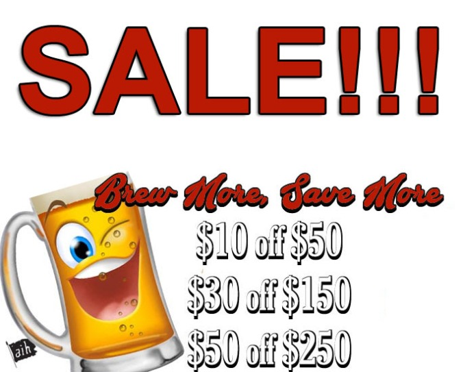 Save Up To $50 On Your Home Brewing Order
