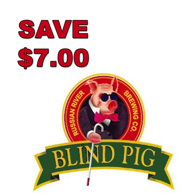 Save $7 On A Russian River Blind Pig Home Brewing Kit