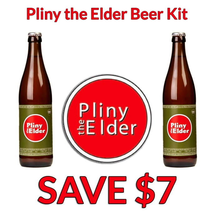 Save $7 On A Pliny the Elder Homebrew Recipe Kit