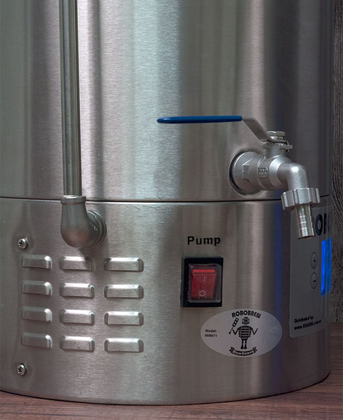 RoboBrew Home Brewery #homebrew #robobrew