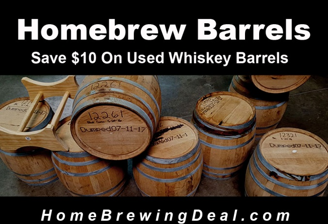 5 Gallon Home Brewing Barrels