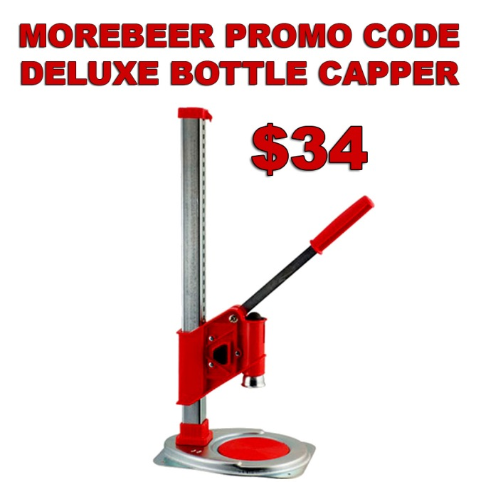 Save $5 On A Deluxe Beer Bottle Capper with this More Beer Promo Code