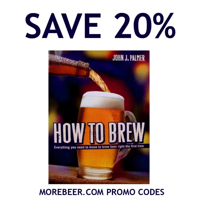Save $4 On How to Brew, Homebrew Book