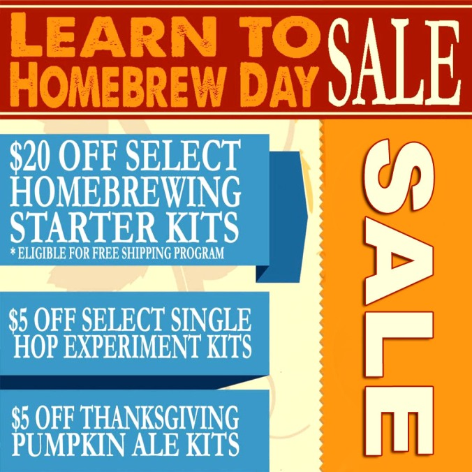 Save Big On Homebrew Recipes