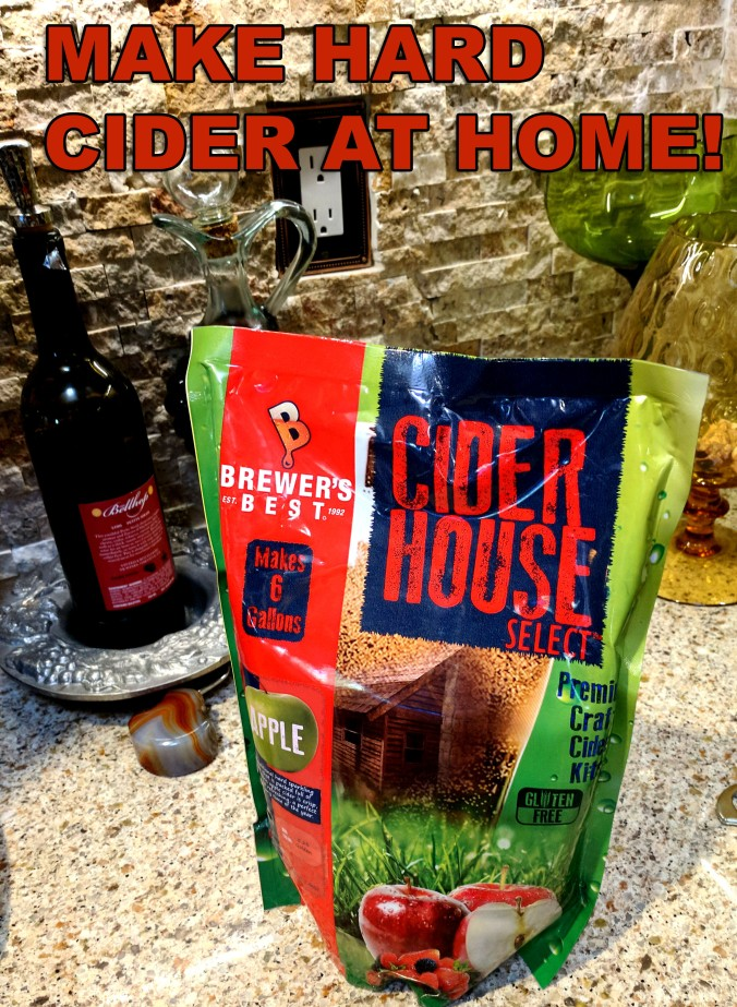 How to make hard cider at home #cider #brew #brewing #hard #howto