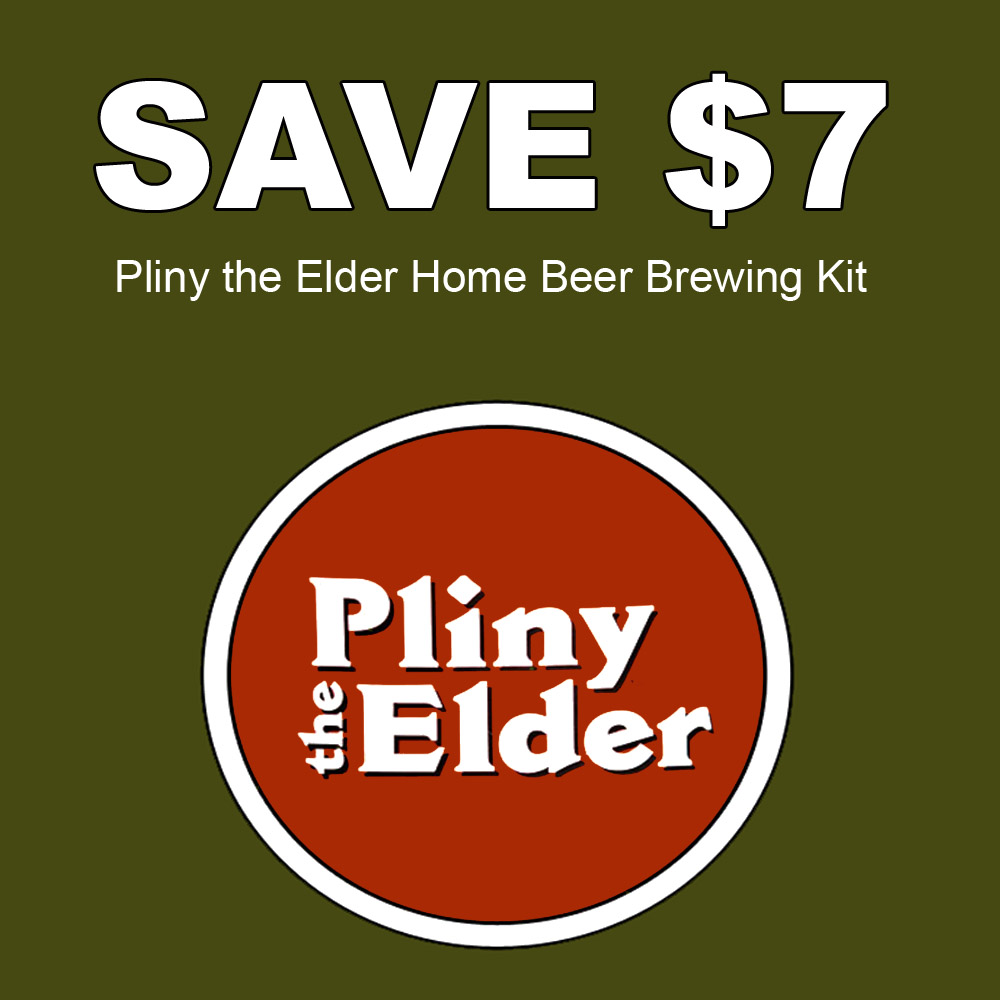 Save 7 On A Pliny The Elder Beer Kit With This Morebeer