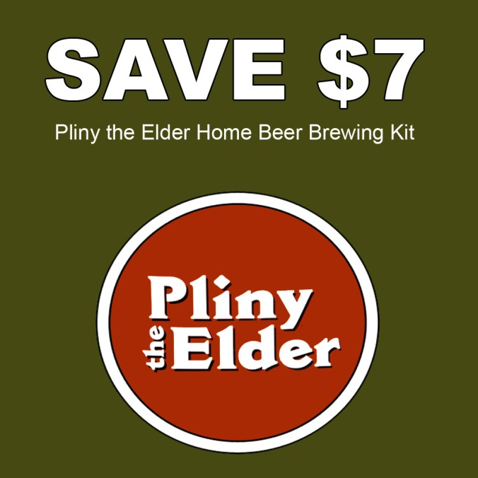 Save $7 On A Pliny the Elder Beer Kit
