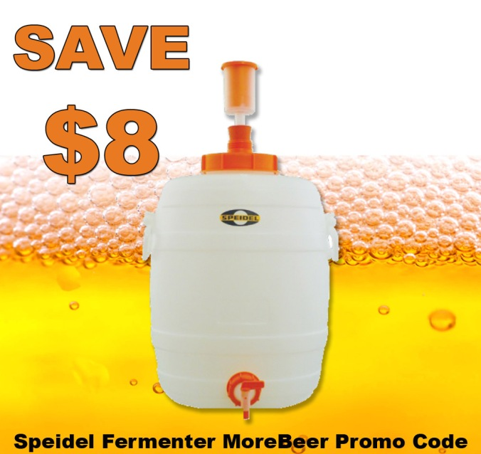 $8 Off A Speidel Home Brewing Fermenter  #speidel #fermenter #homebrewing #homebrew
