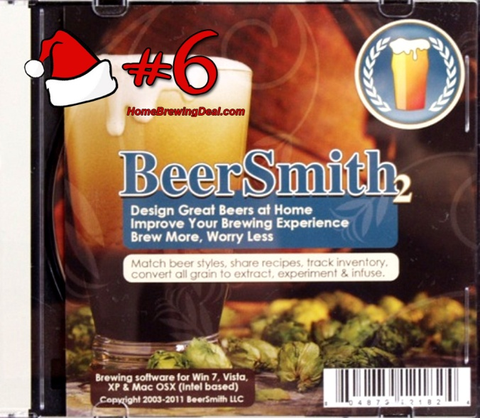 Best Gifts For Home Beer Brewers Beer Smith Home Brewing Software