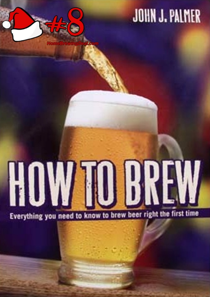 Best Homebrew Gift Idea, How to Brew Home Brewing Book