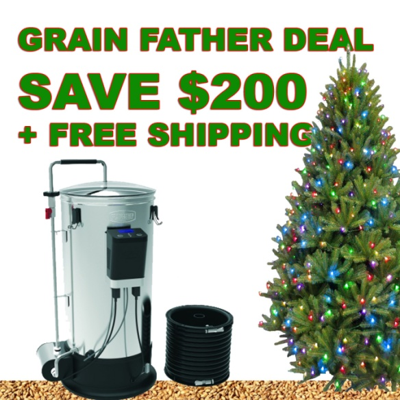 Grain Father Promo Code #homebrew #homebrewing #beer #brewing #System #GrainFather