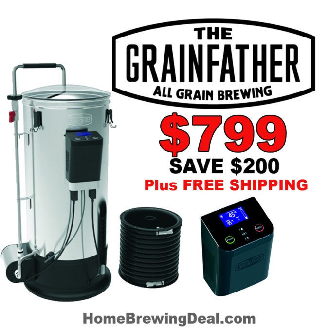GrainFather Promo Code Save $200 Plus Free Shipping #grainfather #grain #father #promo #code #coupon