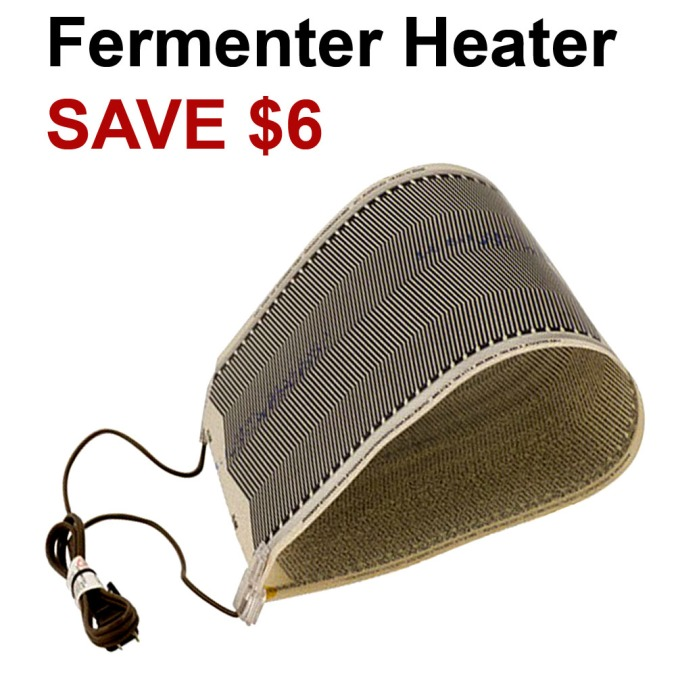 Save $6 On A Home Brewing Fermenter Heater #homebrew #homebrewing