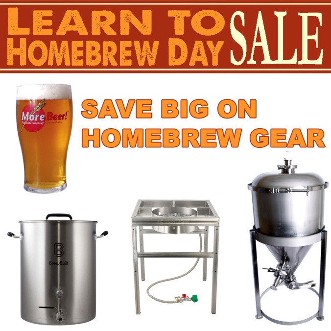 Save Up To 25% On Popular Home Brewing Items