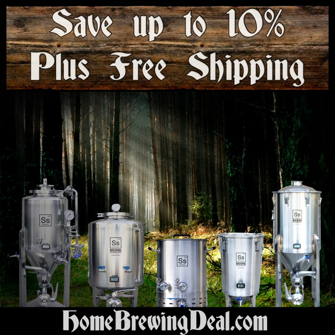 Best Deal On SS BrewTech Home Brewing Gear and Free Shipping #ssbrewtech #unitank #fermenter #conical #stainless #steel #homebrewing #kettles #fermenters