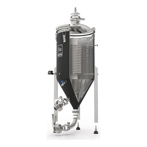 SS BrewTech Homebrewing Fermenter #homebrew #conical #fermenter #beer #brewing
