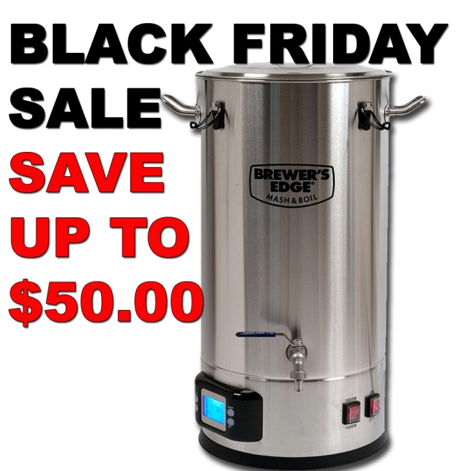 WILLIAMS BREWING BLACK FRIDAY PROMO CODE