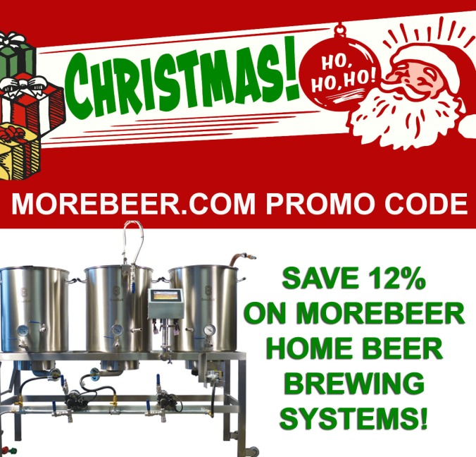 More Beer Stainless Steel Brewing Systems On Sale, Save 12%! #homebrew #homebrewing #system #sculpture #rig #home #brew #brewery #beer