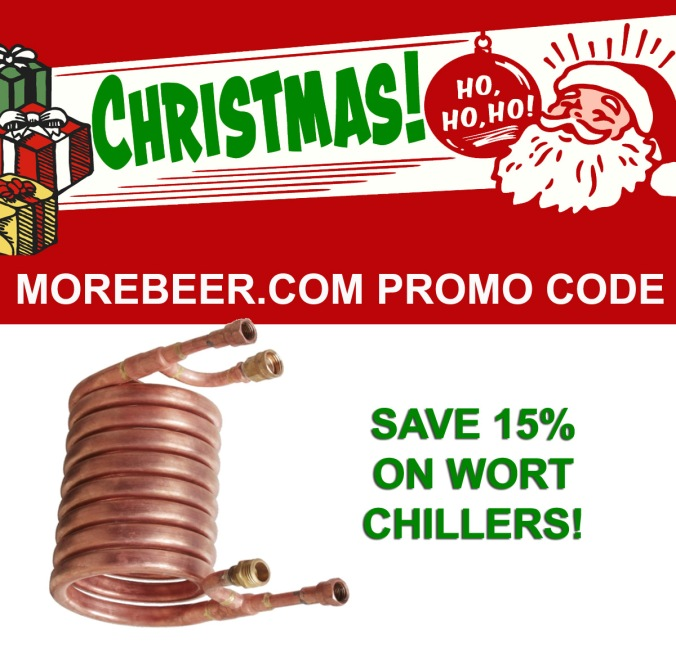 Save 15% On Home Brewing Wort Chillers #homebrew #homebrewing #home #brewing #wort #chillers #more #beer