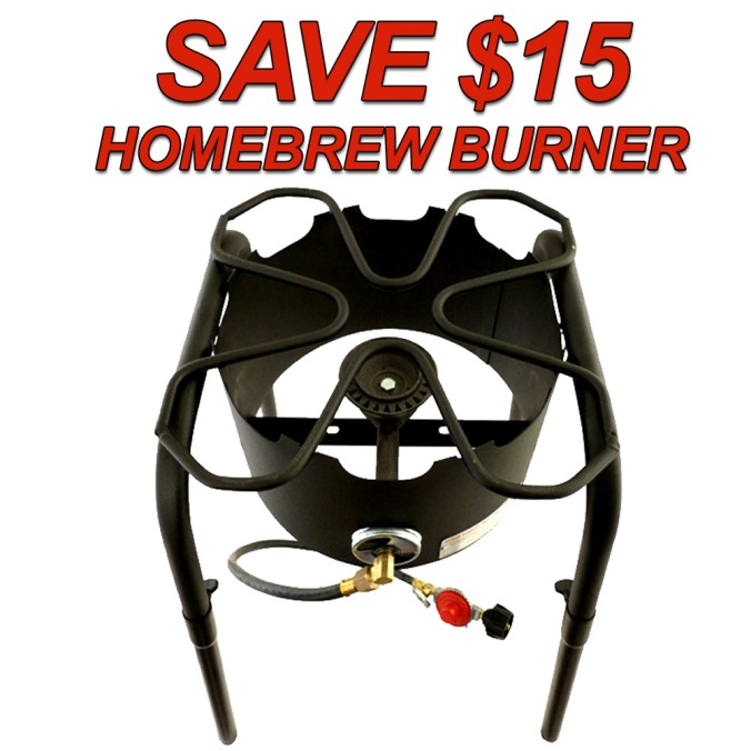 Save $15 On A Home Brewing Burner With This MoreBeer.com Promo Code