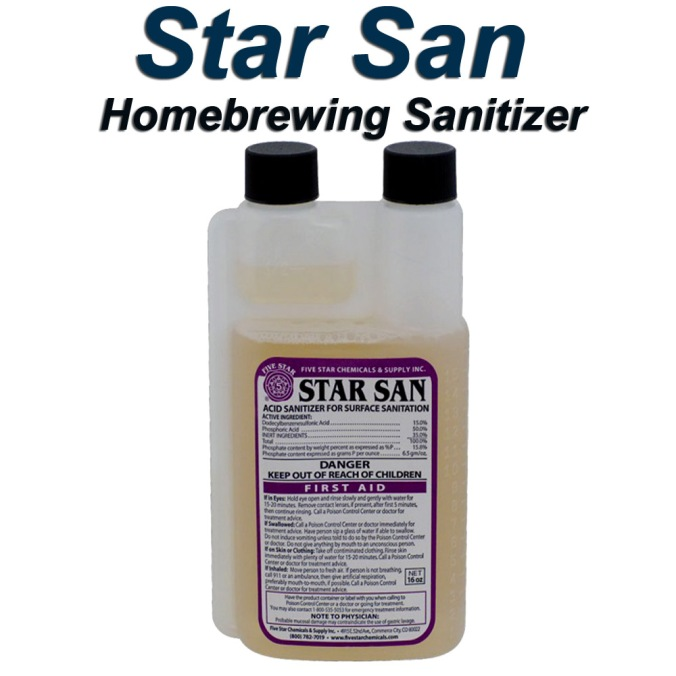 Save $3 On Star San Home Brewing Sanitizer With This More Beer Promo Code