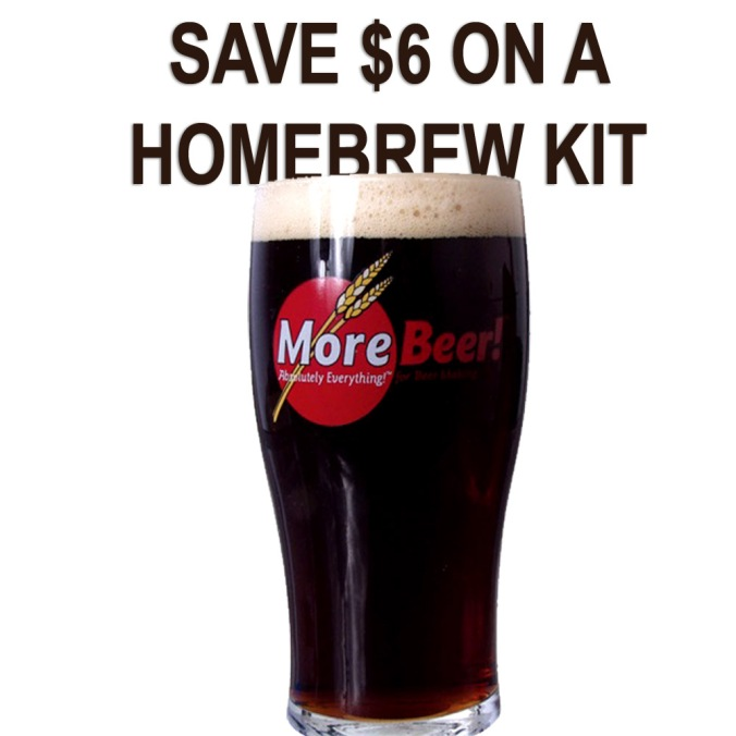 Save $6 On A MoreBeer.com Bock Extract Home Beer Brewing Kit