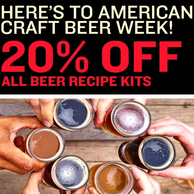 Save An Additional 20% On Home Brewing Beer Recipe Kits With This Northern Brewer Promo Code