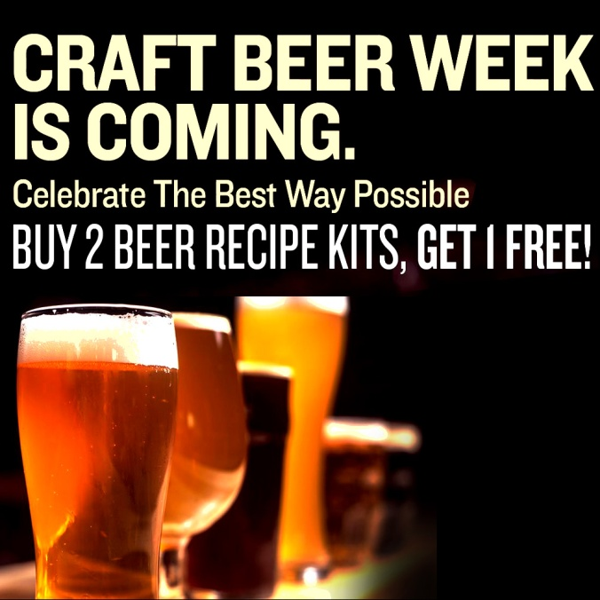 Buy 2 Beer Kits and Get One Free With This NorthernBrewer.com Promo Code