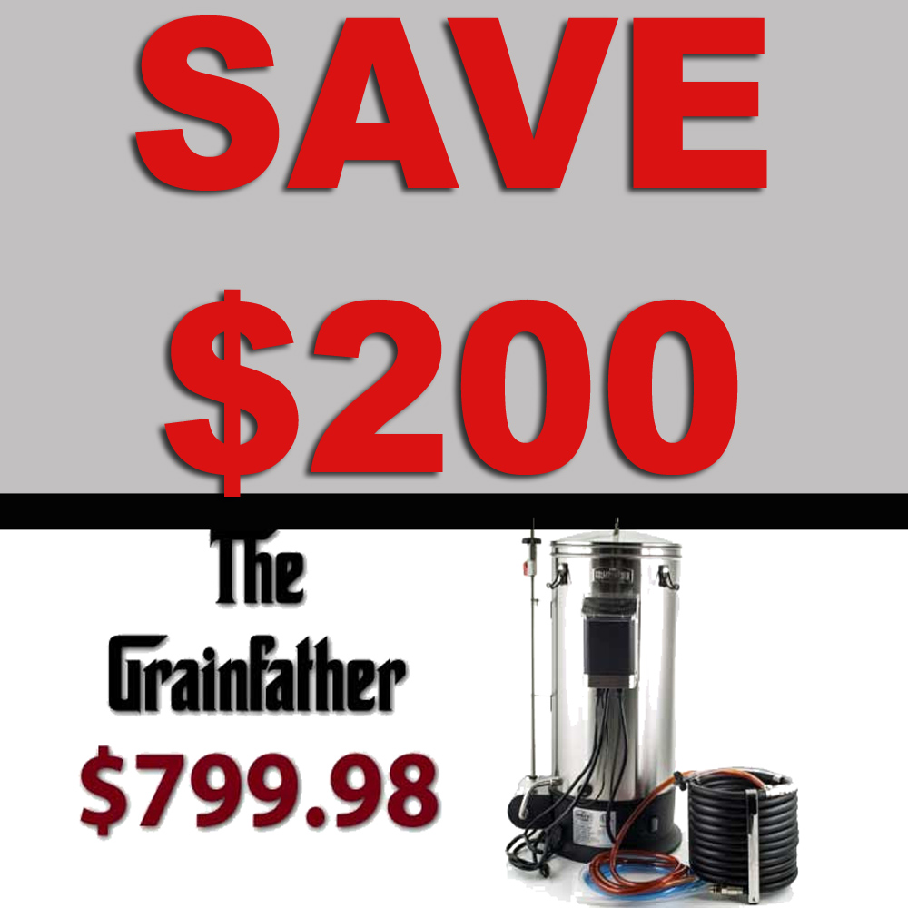GrainFather Promo Code – Save $200 Plus Get FREE Shipping ...