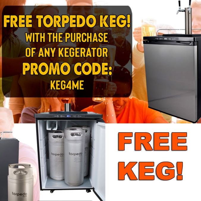 Free 5 Gallon Keg With This MoreBeer.com Promo Code