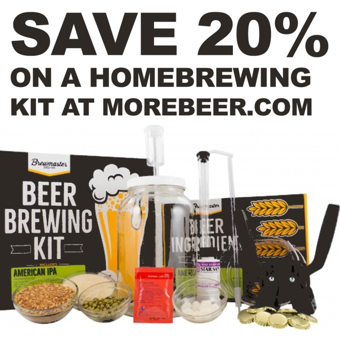 More Beer Promo Code for July 2018