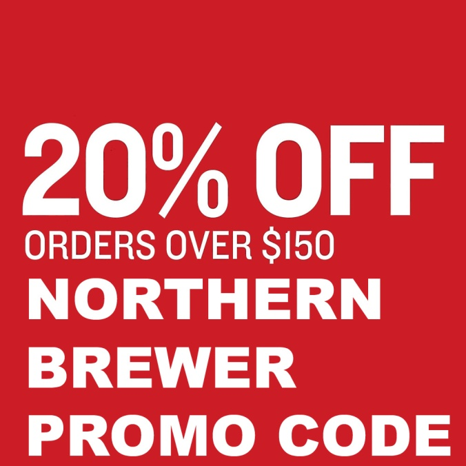 Save 20% On Orders of $150+ At Northern Brewer With Promo Code