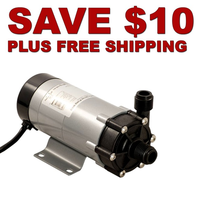 Get a New Home Brewing Pump for $60 + Free Shipping