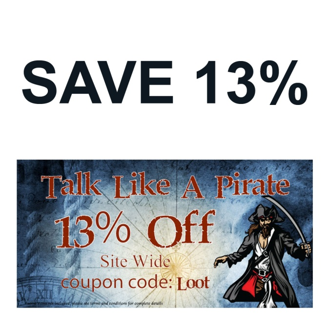 Save 13% At Adventures in Homebrewing With This Talk Like A Pirate Promo Code