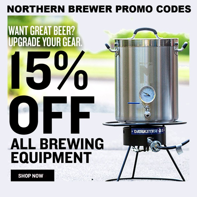 Save 15% On Home Brewing Equipment With This NorthernBrewer.com Promo Code