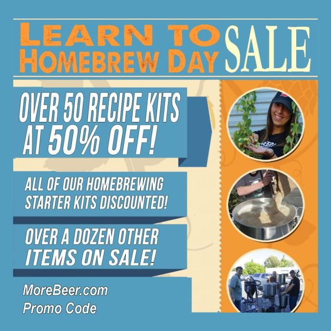 Save 50% At MoreBeer.com with this MoreBeer Promo Code!