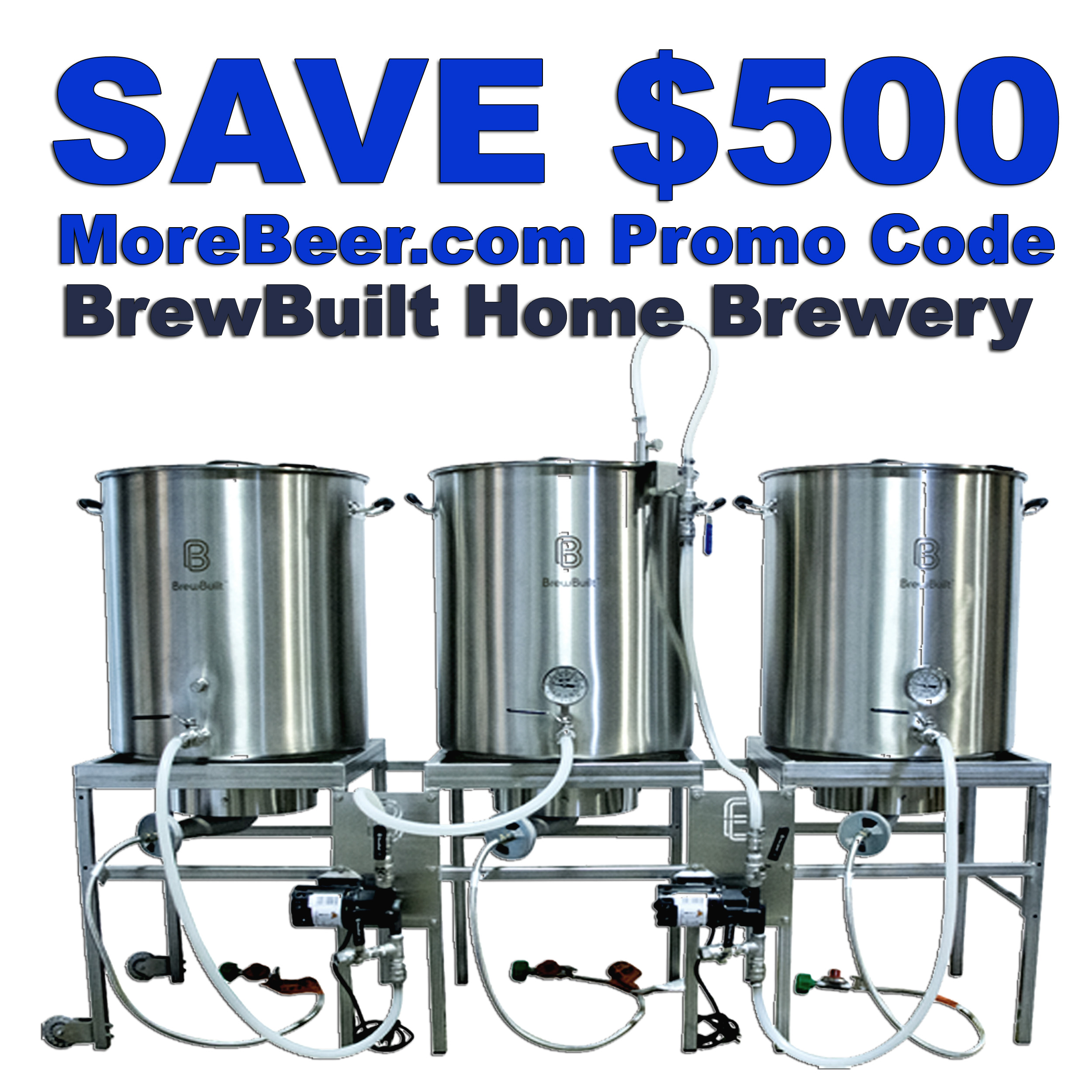 Morebeer Com Promo Code Save 500 Homebrewing Deal