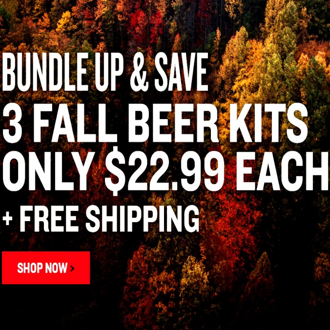 Get Beer Kits For Just $22 at NorthernBrewer.com With Promo Code