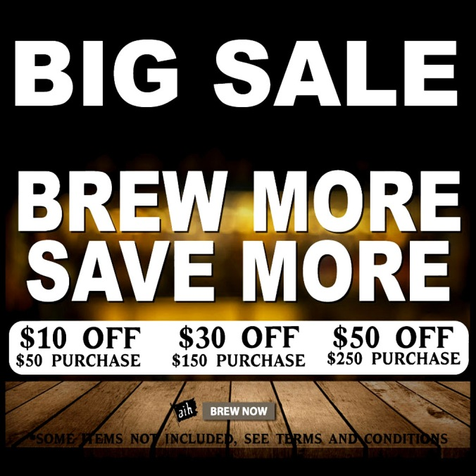 Save Up To $50 On Your Adventures In Homebrewing Purchase