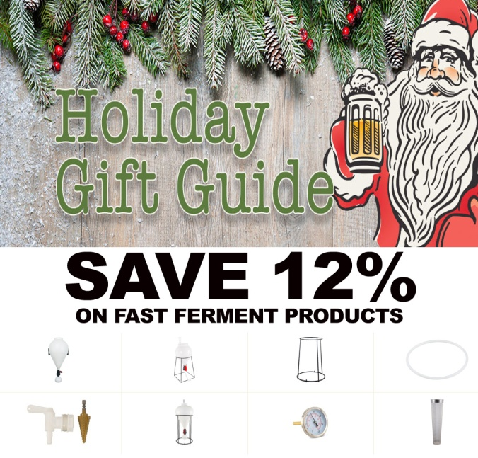 Save 12% On FastFerment Gear With This MoreBeer.com Promo Code