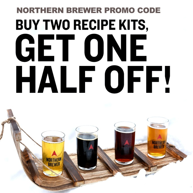 Save 50% On A Beer Kit With This NorthernBrewer.com Promo Code