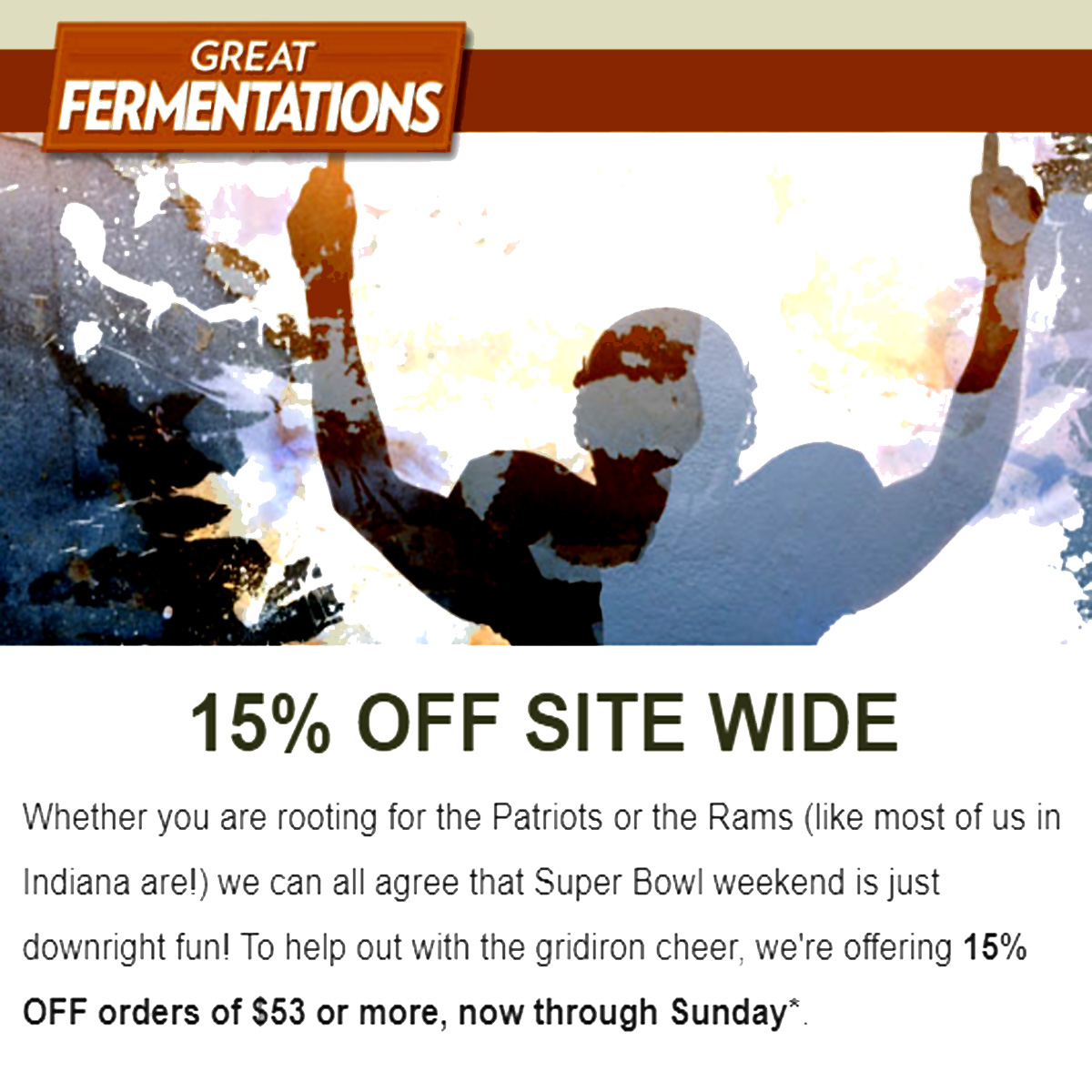 Great Fermentation Promo Codes and Coupons