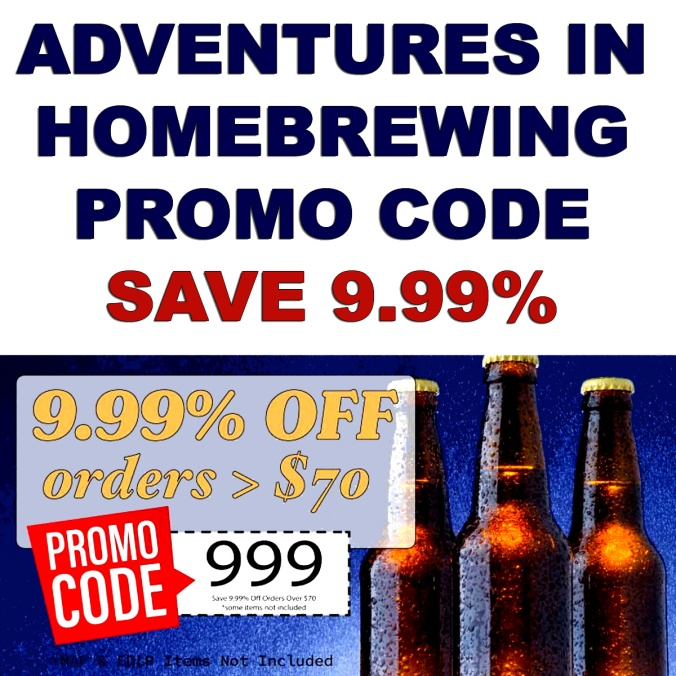 Adventures In Homebrewing Promo Codes